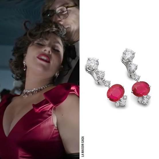 Lady Gaga homenajea a Bvlgari en la cinta House of Gucci con piezas de patrimonio