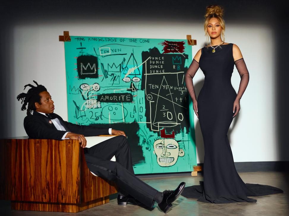 Beyoncé y JAY-Z celebran el amor moderno con la nueva campaña de Tiffany & CO: About Love