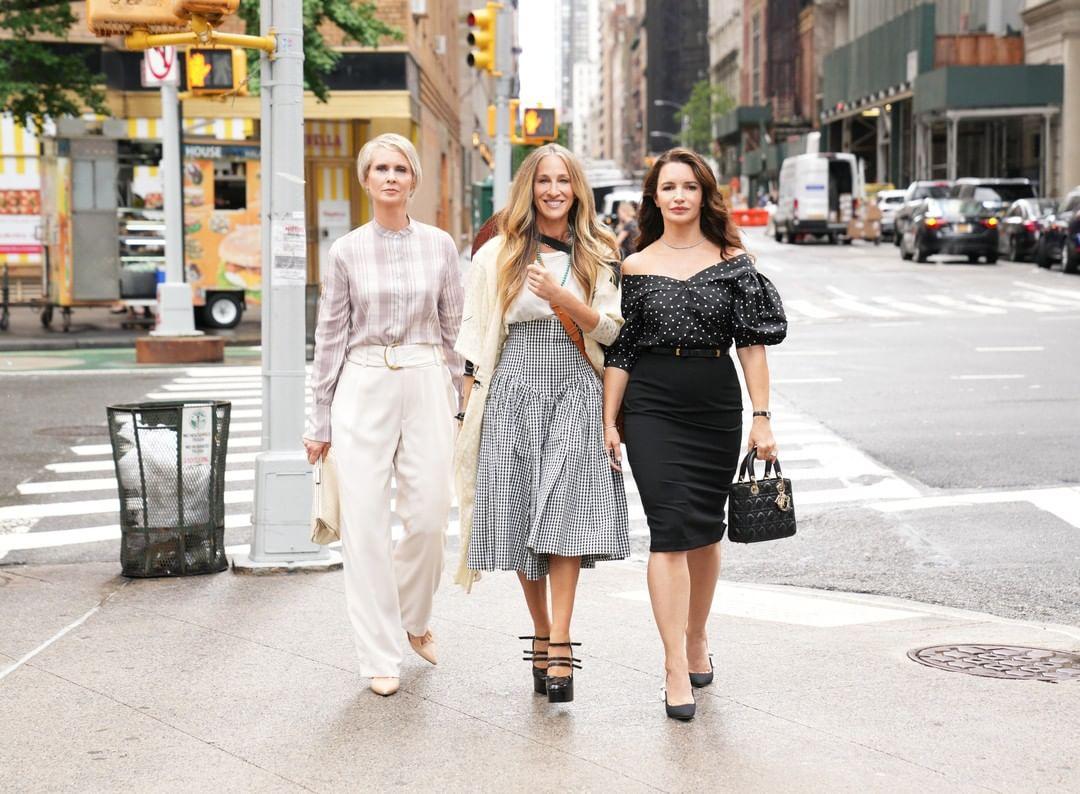 Carrie Bradshaw, Charlotte York y Miranda Hobbes deben abrazar y agradecer su edad y su aspecto, y esta es la razón