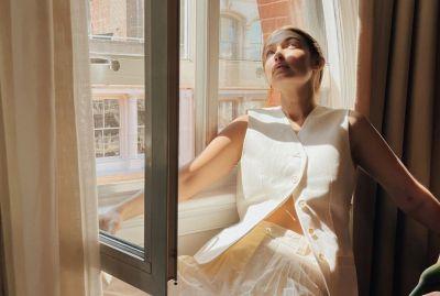 Celebrity Style: El chaleco de Gigi Hadid