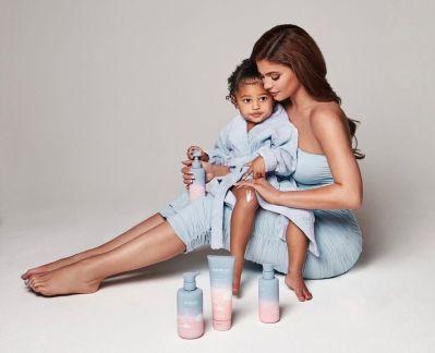 Kylie Baby, la nueva línea de Kylie Jenner enfocada en el cuidado de los bebés