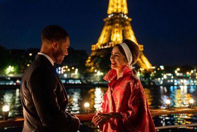 Emily in Paris da a conocer las primeras imágenes de su segunda temporada
