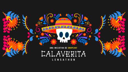 Snap Calaverita Lensathon, la convocatoria que celebra el Día de Muertos en Realidad Aumentada