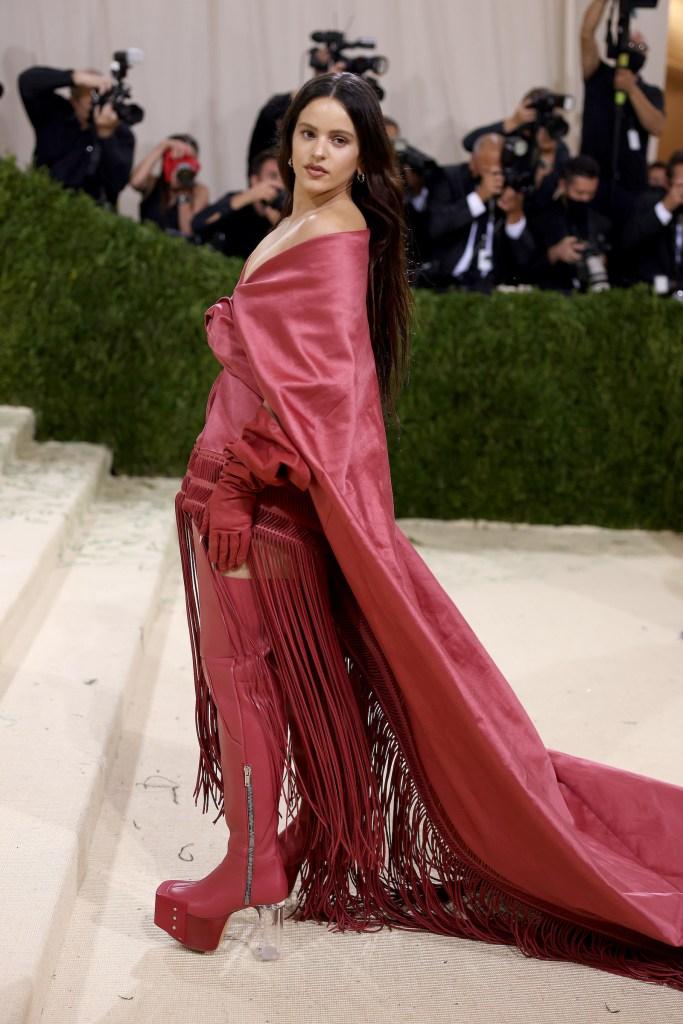 MET Gala 2021: todos los looks de la alfombra roja