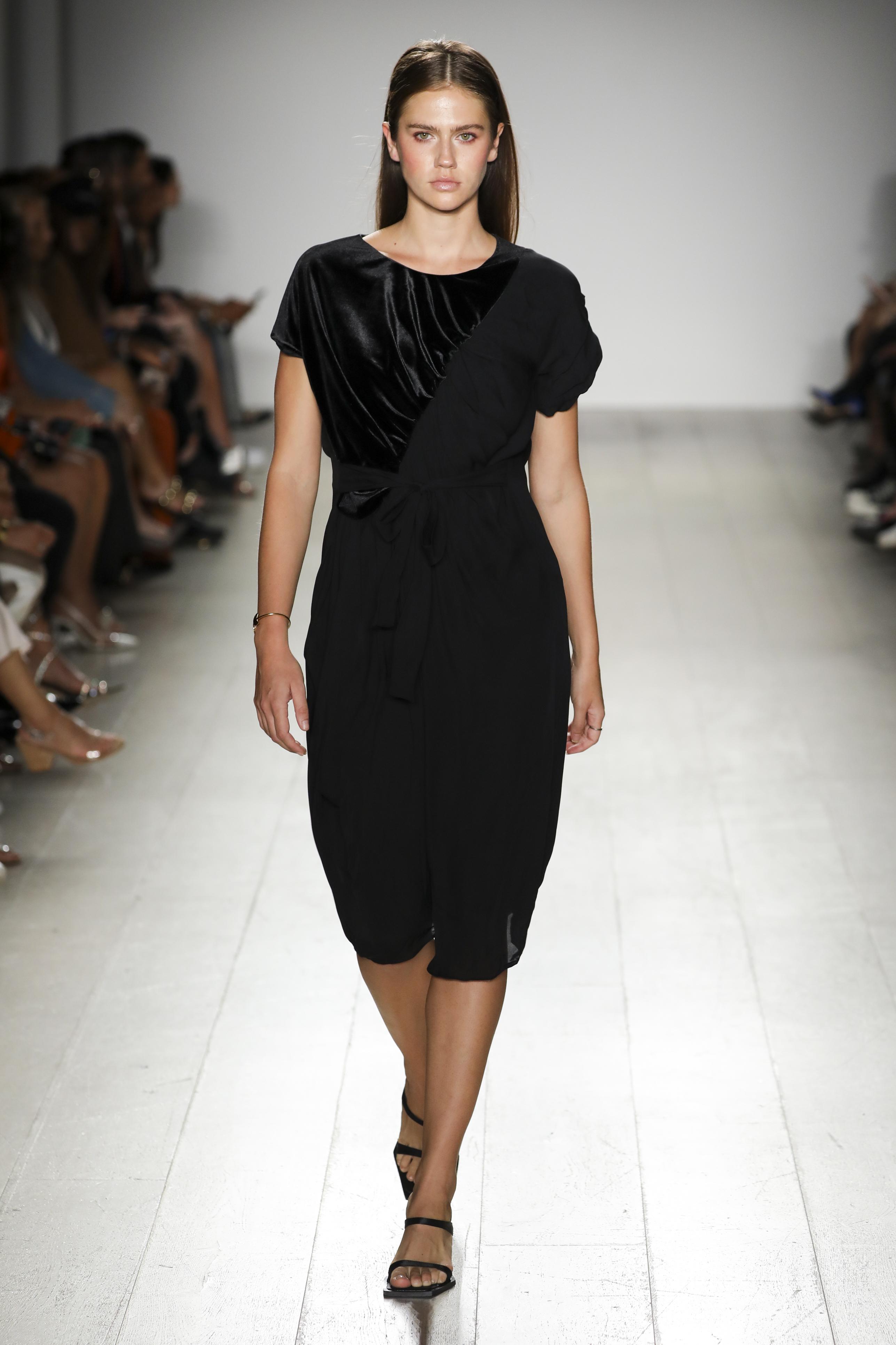 CALISTA, la marca mexicana que desfiló en el New York Fashion Week 2021
