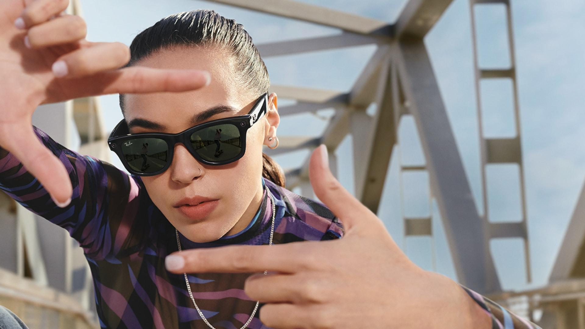 Ray-Ban x Facebook, los lentes inteligentes del futuro