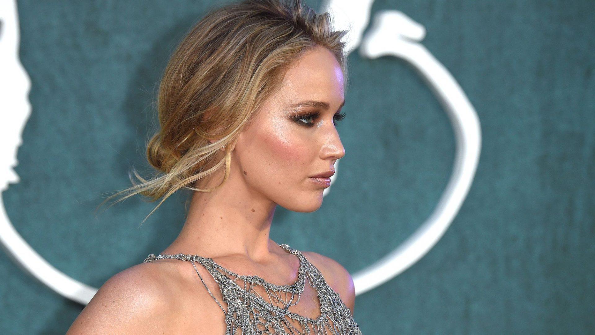 ¡Jennifer Lawrence está embarazada de su primer bebé!