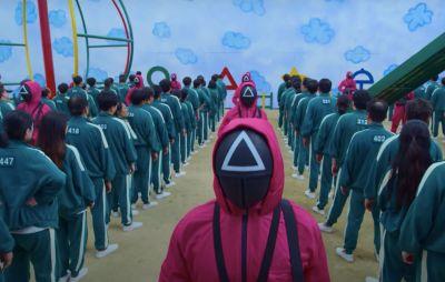 El juego del calamar, la serie coreana de Netflix que triunfa en todo el mundo