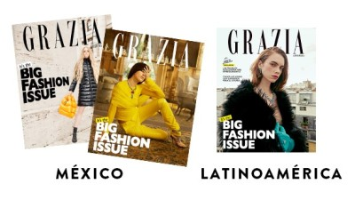 Grazia México y Latam, septiembre 2021