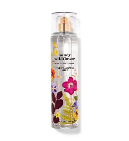 Fine Fragrance Mist: Honey Wildflower