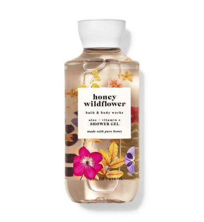 Shower Gel: Honey Wildflower