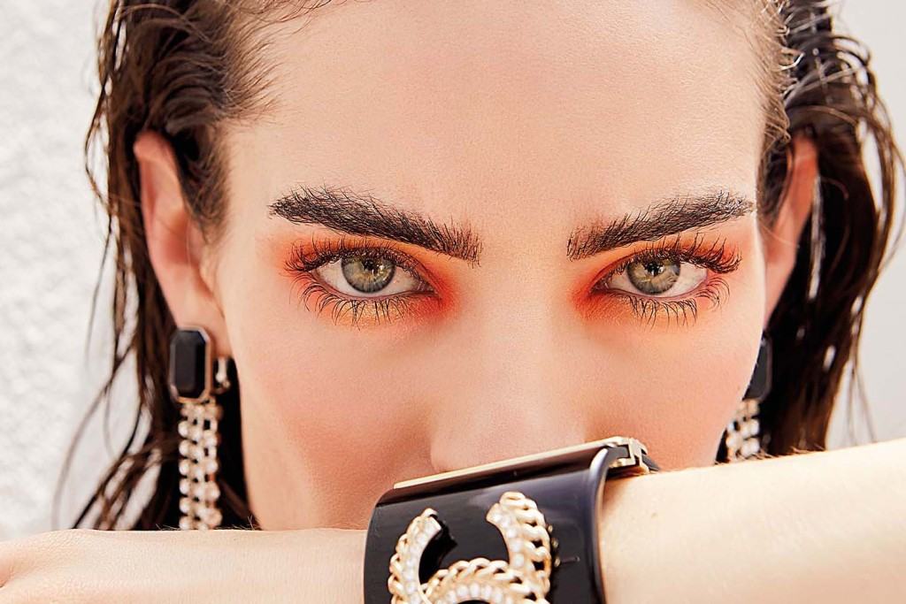 In Your Eyes, tendencias de maquillaje para este otoño