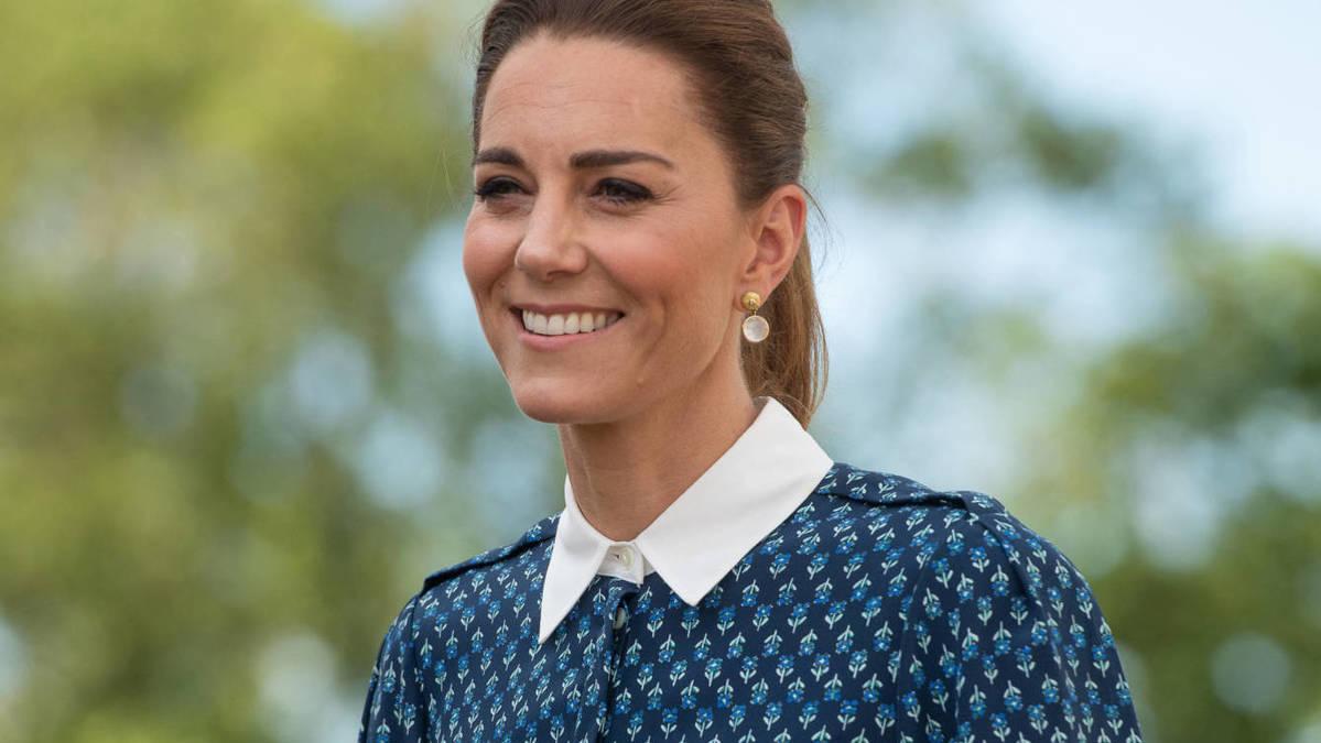 El vestido low cost de Zara que eligió Kate Middleton