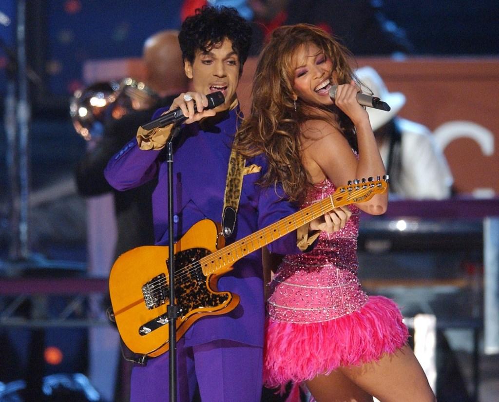 Beyonce Prince