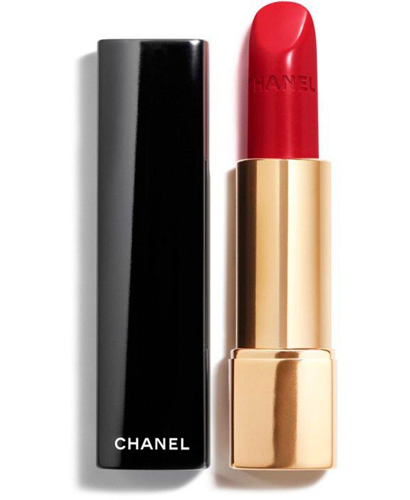 Chanel Luminous Intense Lip Color in 104 Passion.