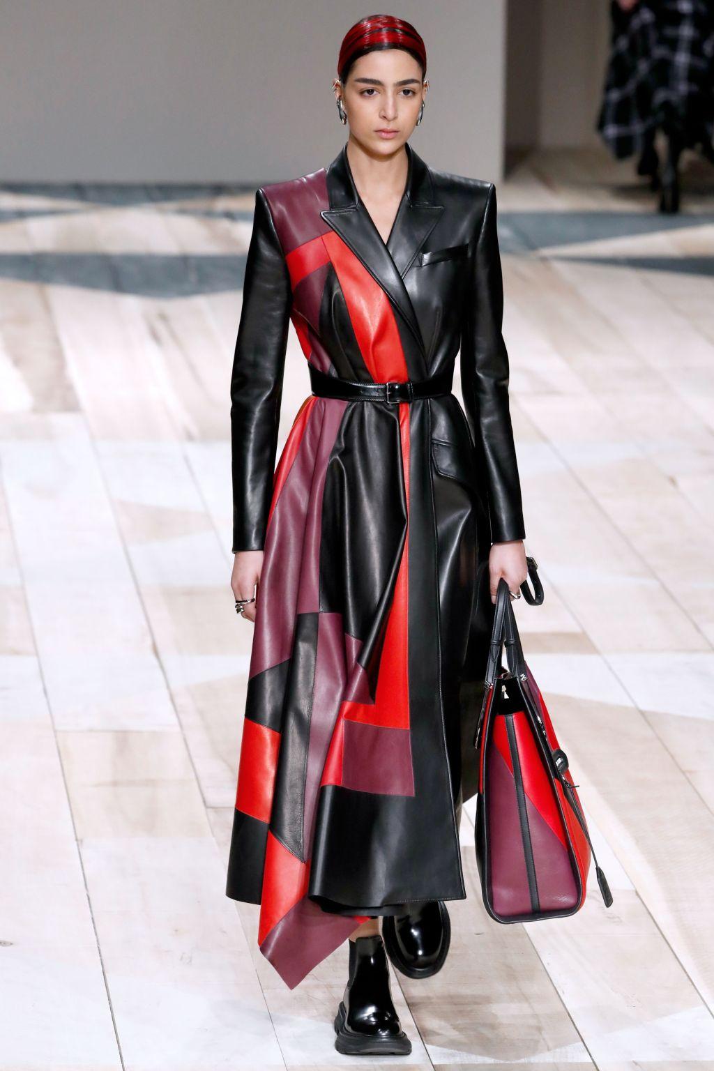 Alexander McQueen Paris Fashion Week AW2020