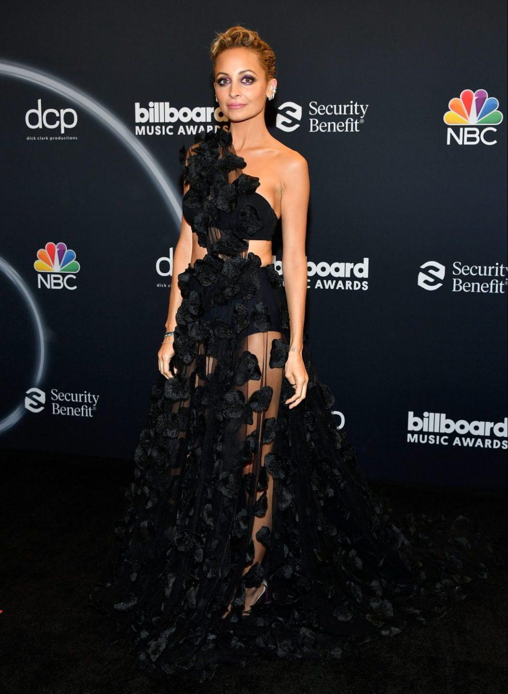 Nicole Richie at the 2020 Billboard Music Awards
