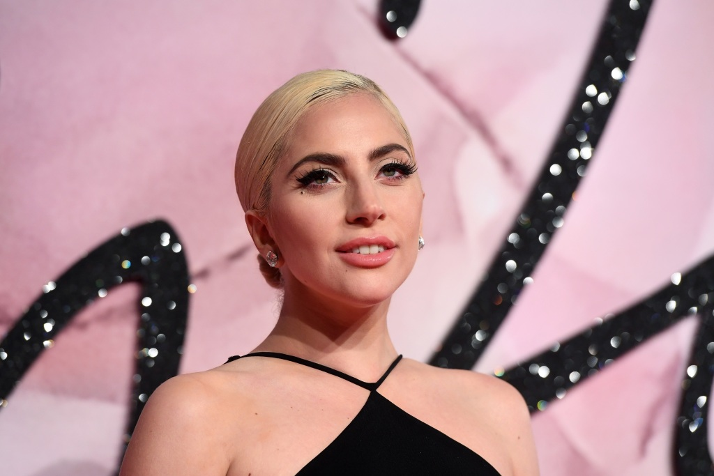 Lady Gaga attends The Fashion Awards 2016 on December 5, 2016