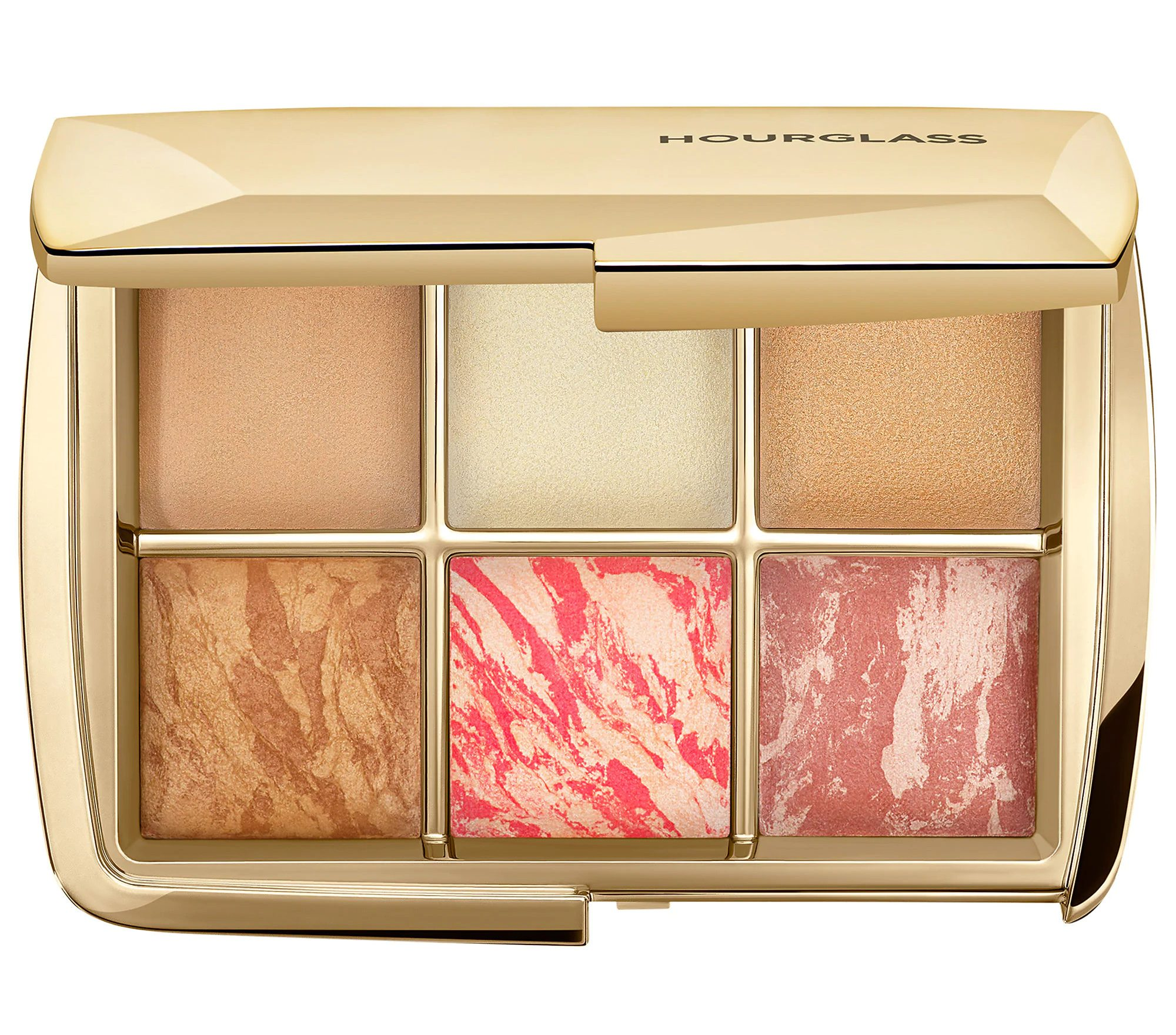 Hourglass-Palette