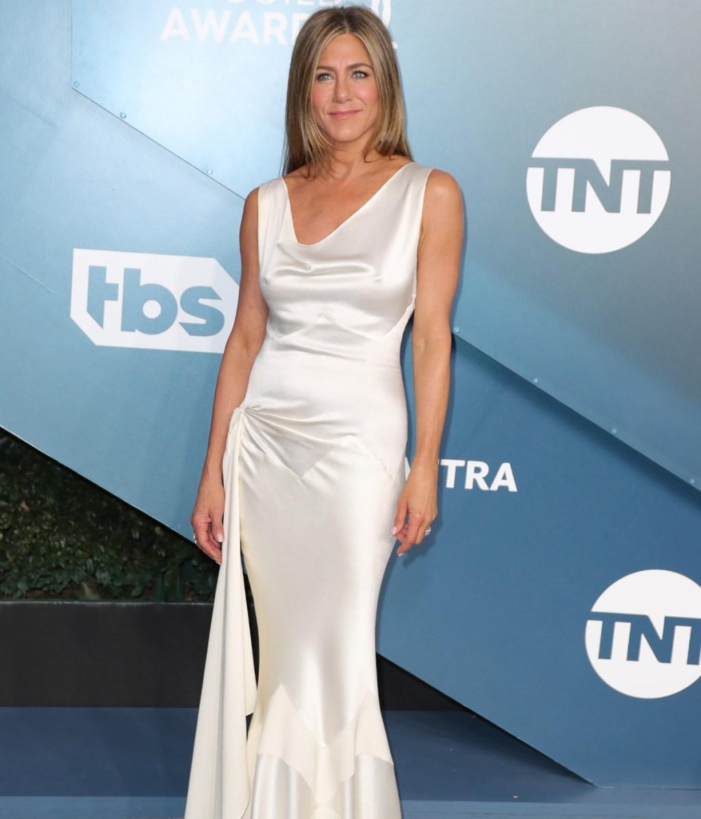 Jennifer Aniston 2020 SAG Awards
