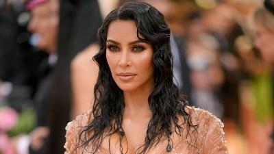 Kim Kardashian at the 2019 Met Gala in NYC.