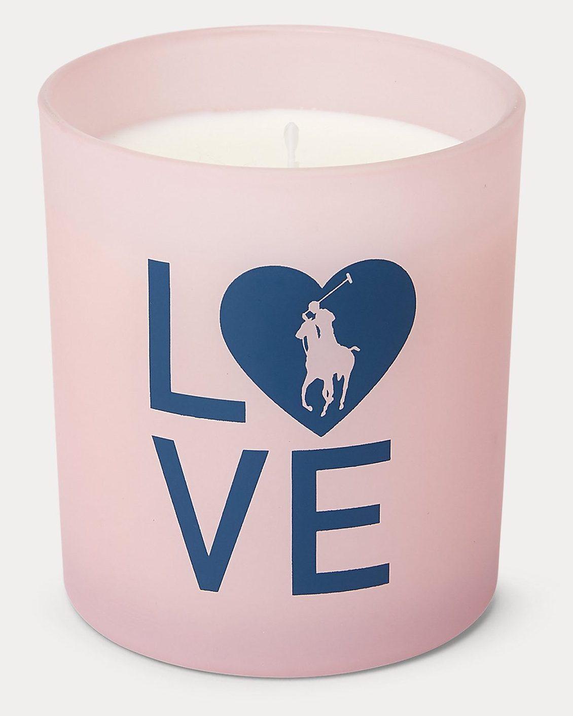 Ralph Lauren Pink Pony Candle