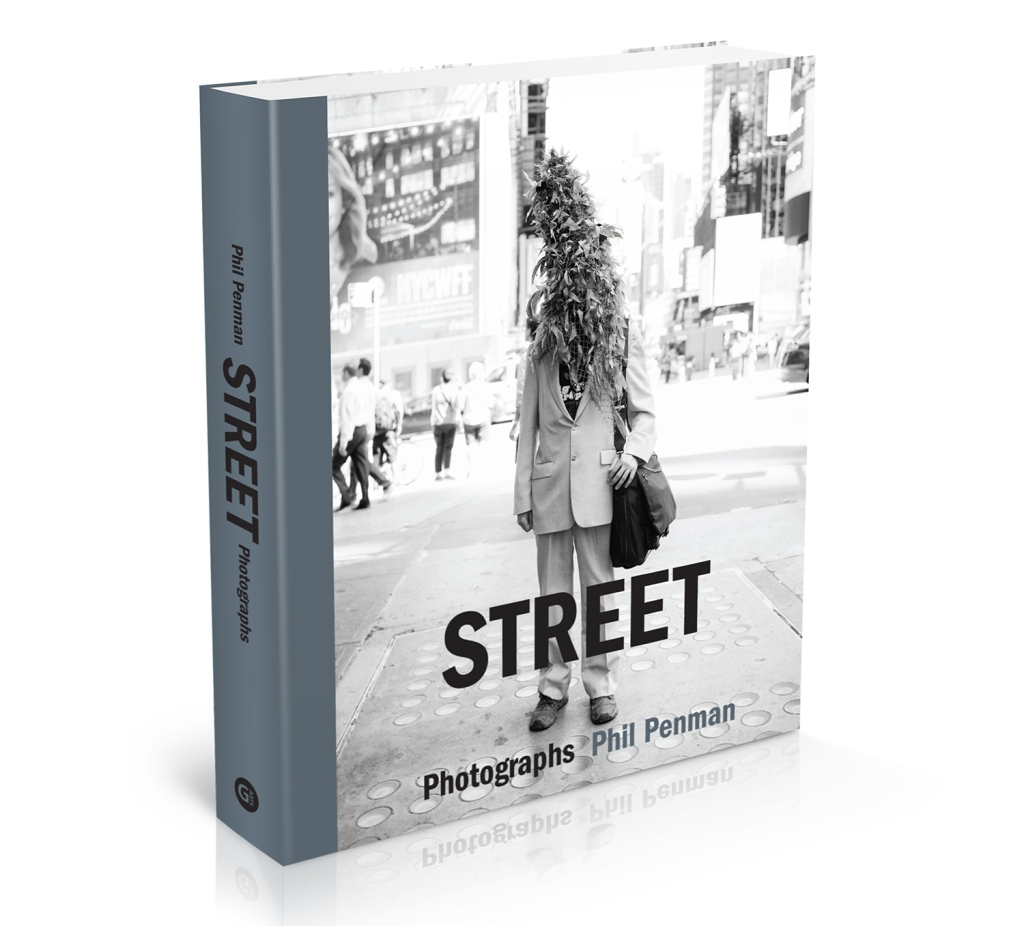 Street: Photographs by Phil Penman © 2019, published by G ARTS www.glitteratieditions.com