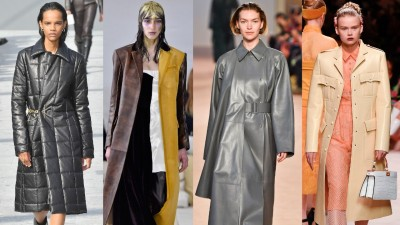 Trench Coats Trend