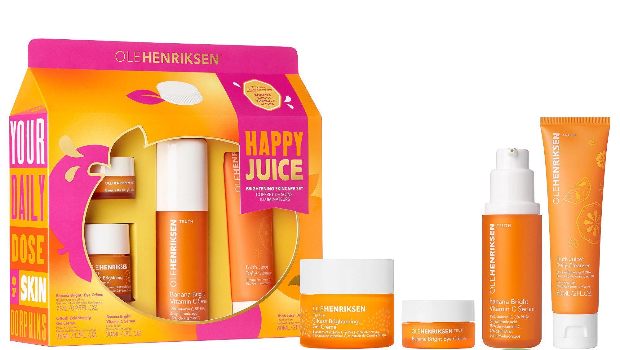 Ole Henriksen Happy Juice Set
