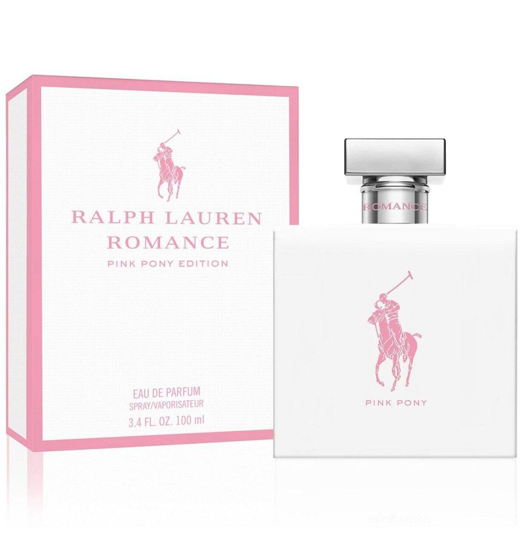 Ralph Lauren Romance Pink Pony Edition
