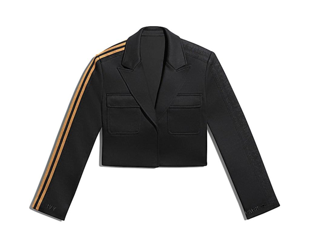 Adidas x Ivy Park Crop Suit Jacket