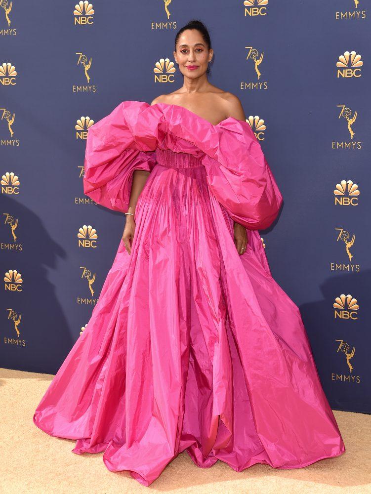 Tracee Ellis Ross 70th Emmy Awards