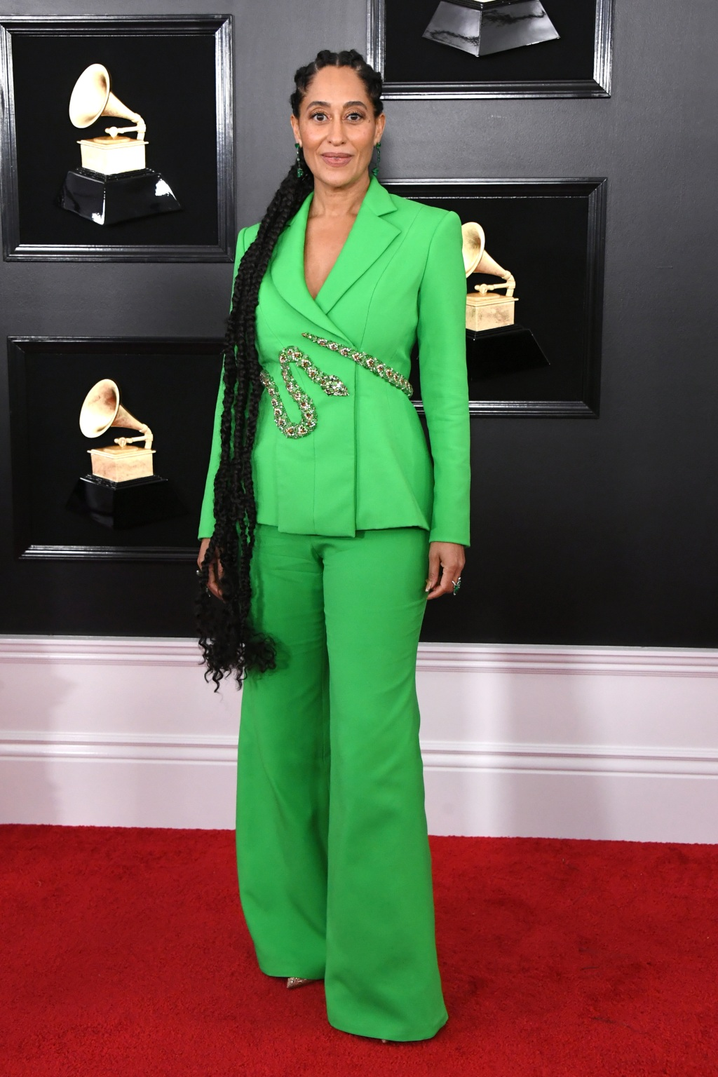 Tracee Ellis Ross 61st Annual Grammys