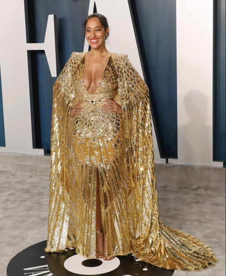 Tracee Ellis Ross 2020 Vanity Fair Oscars Party