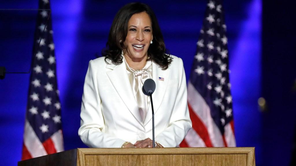 Kamala Harris Vice President-Elect Victory Speech