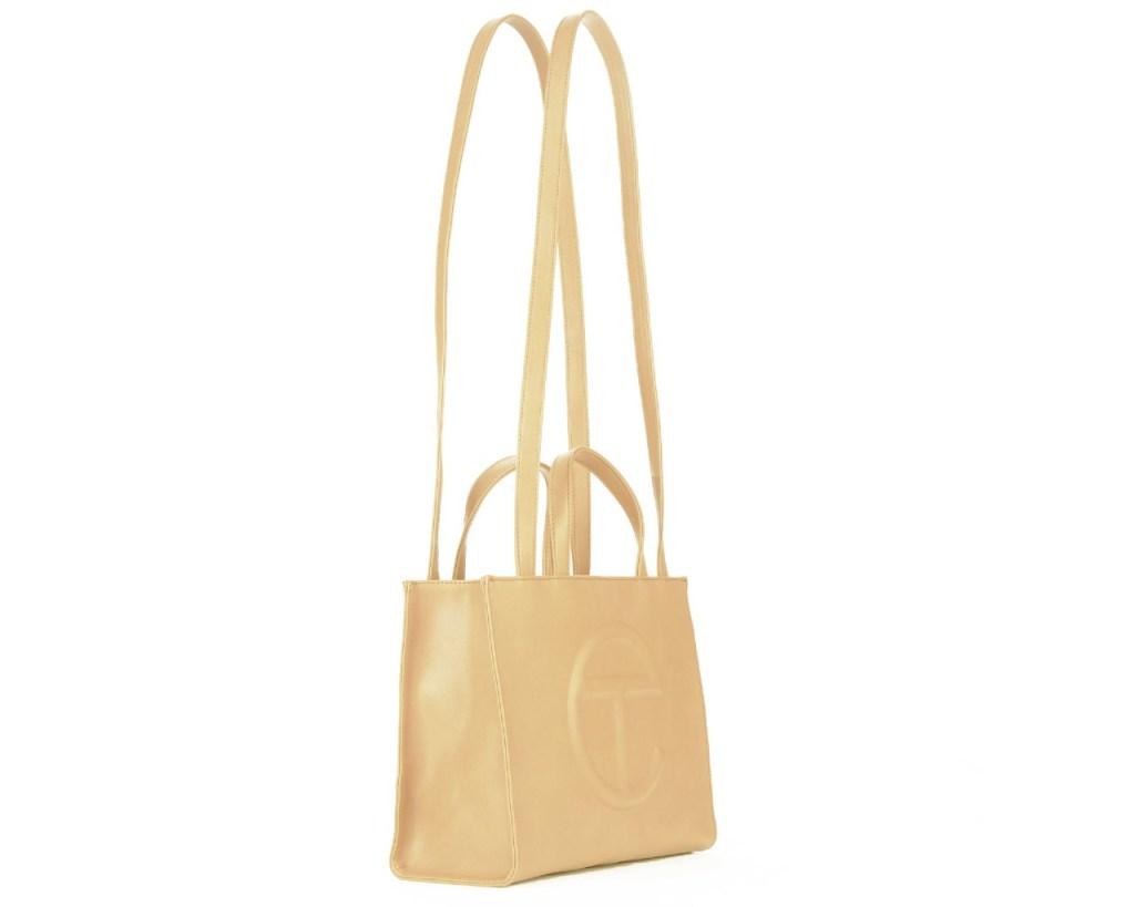 Medium Shopping Bag Cream