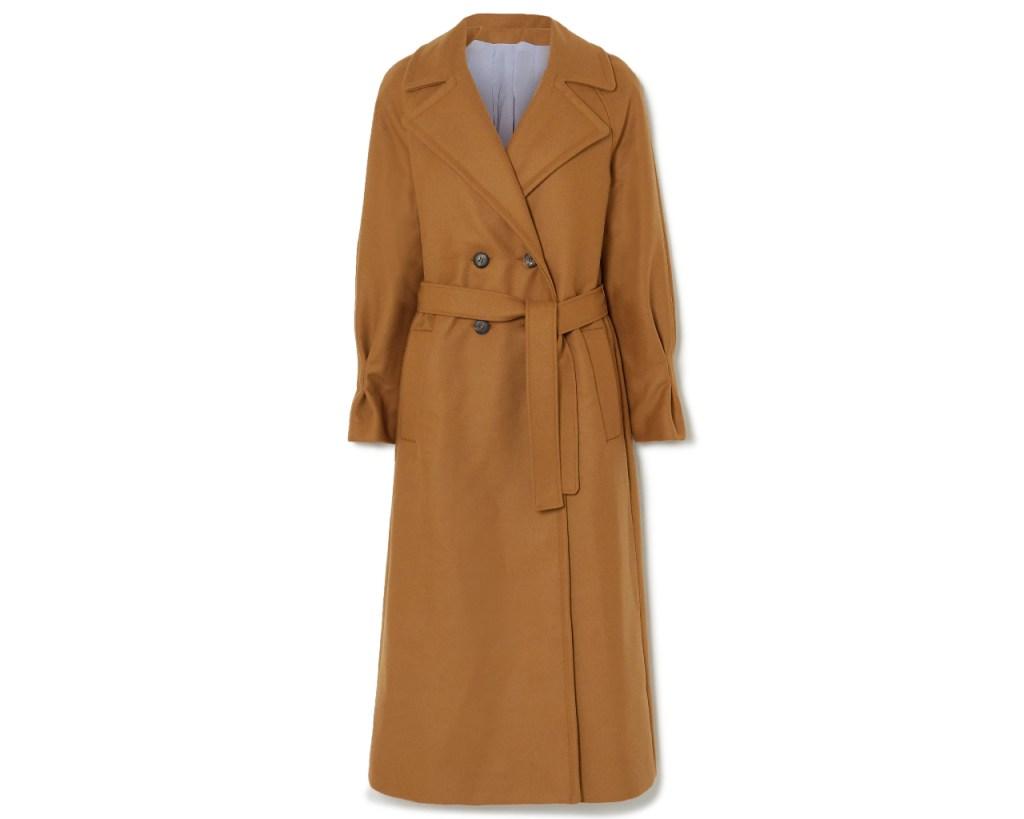 The Modern Artisan Merino Wool Cashmere Coat