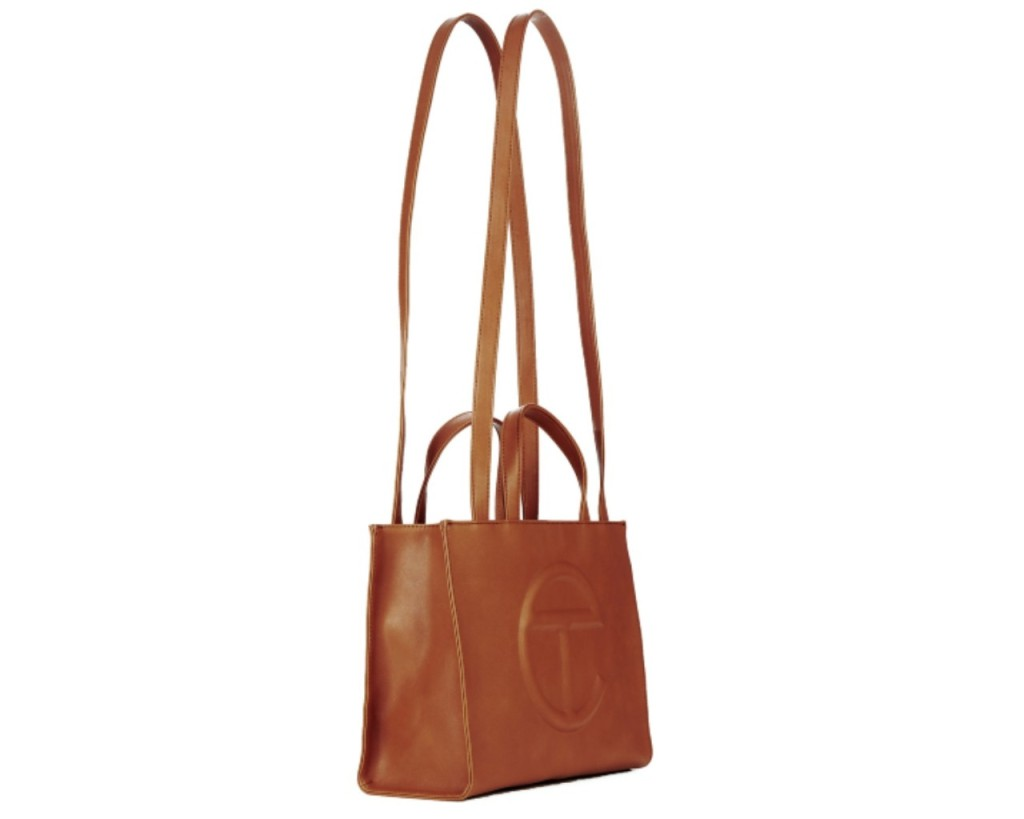 Medium Shopping Bag Tan