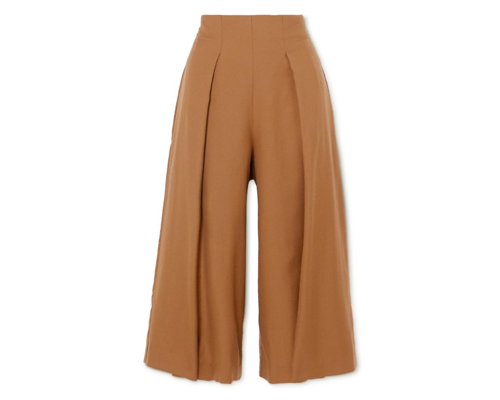 The Modern Artisan Wool Culottes