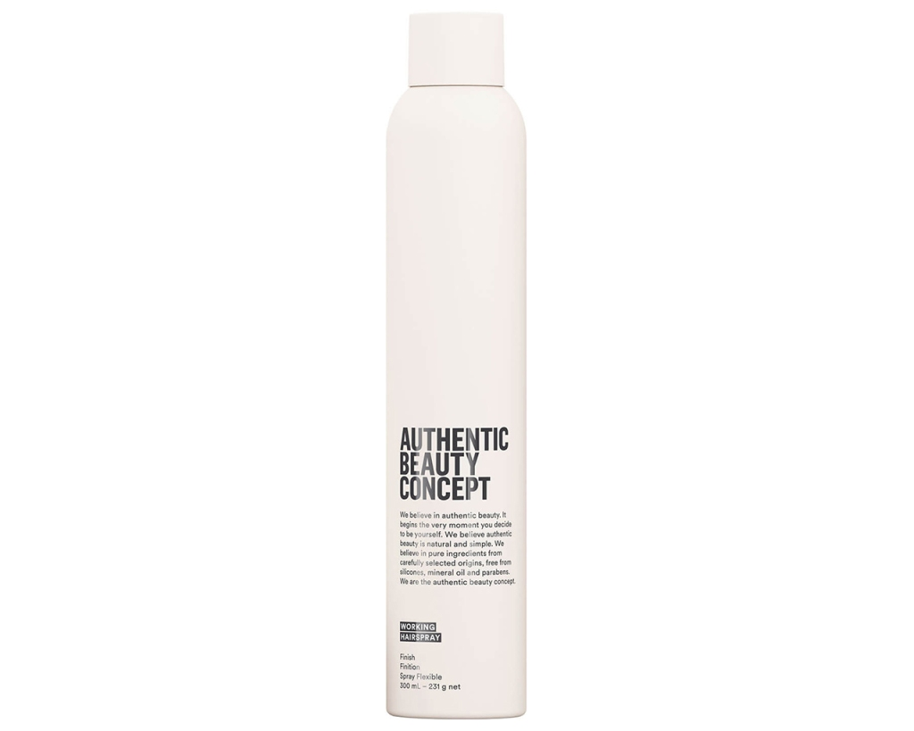 Authentic Beauty Concept Working Hairspray
