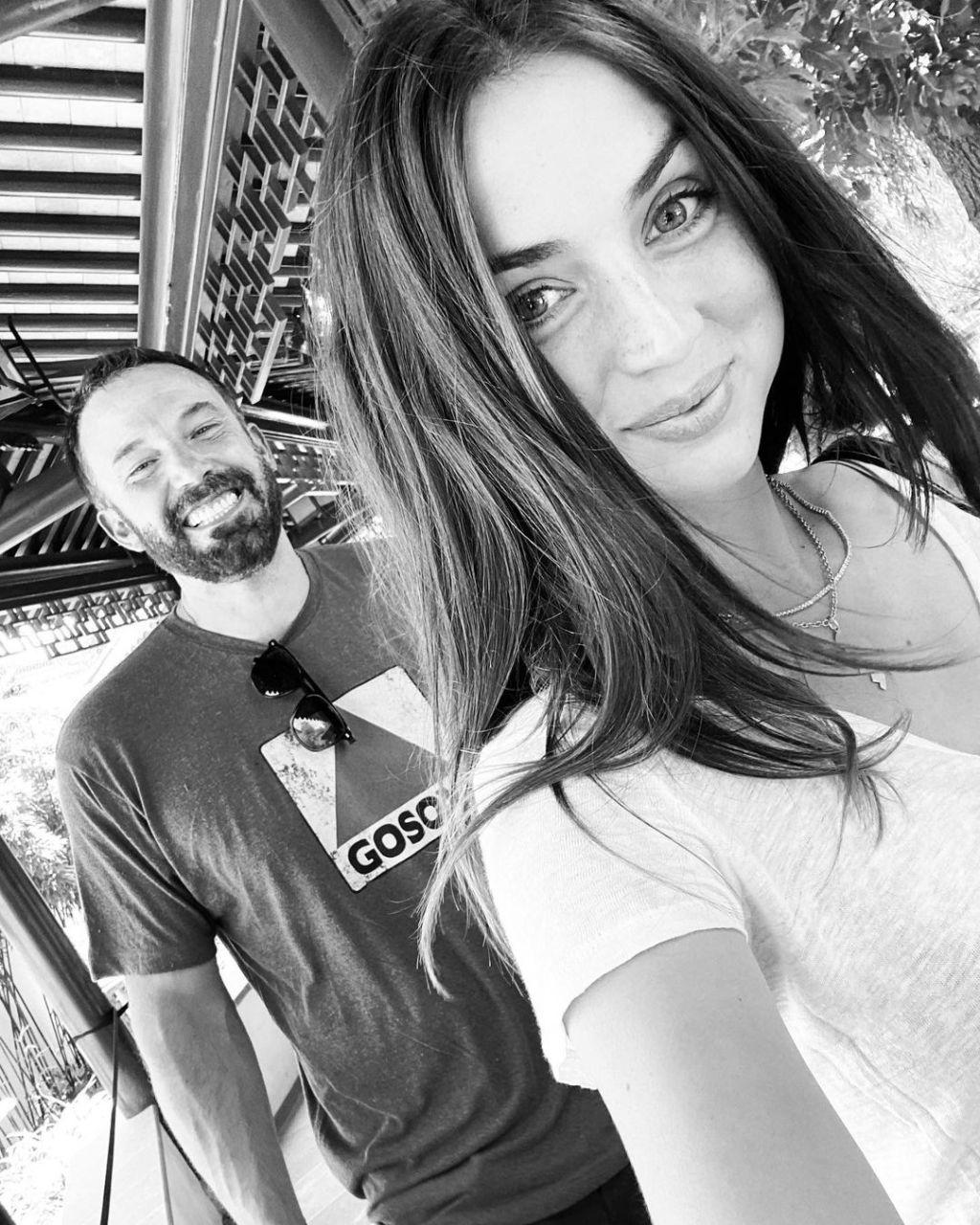 Ben Affleck & Ana de Armas
