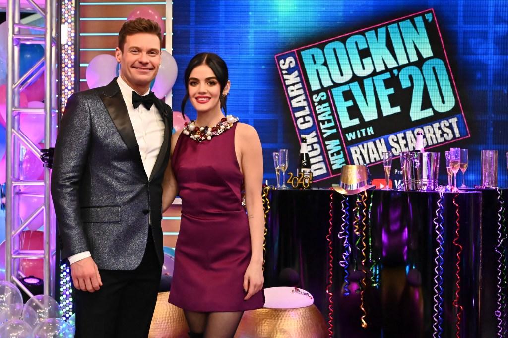 Dick Clark's New Year's Rockin' Eve With Ryan Seacrest 2020