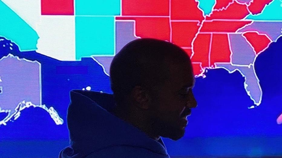 Scandals 2020: Kanye West