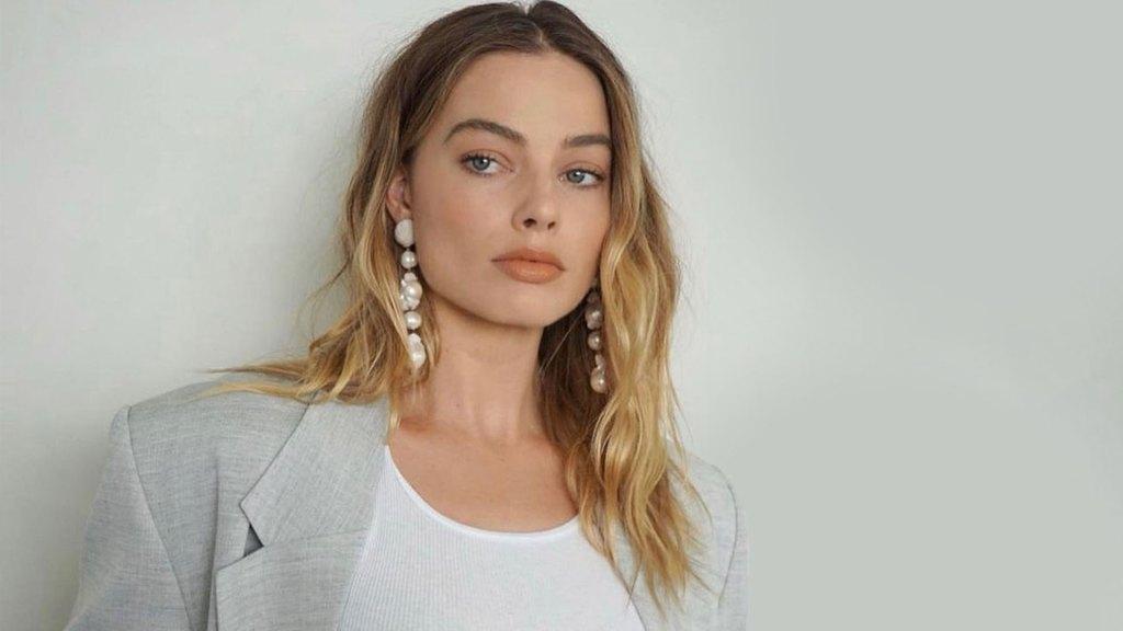 Margot Robbie Hair Makeup