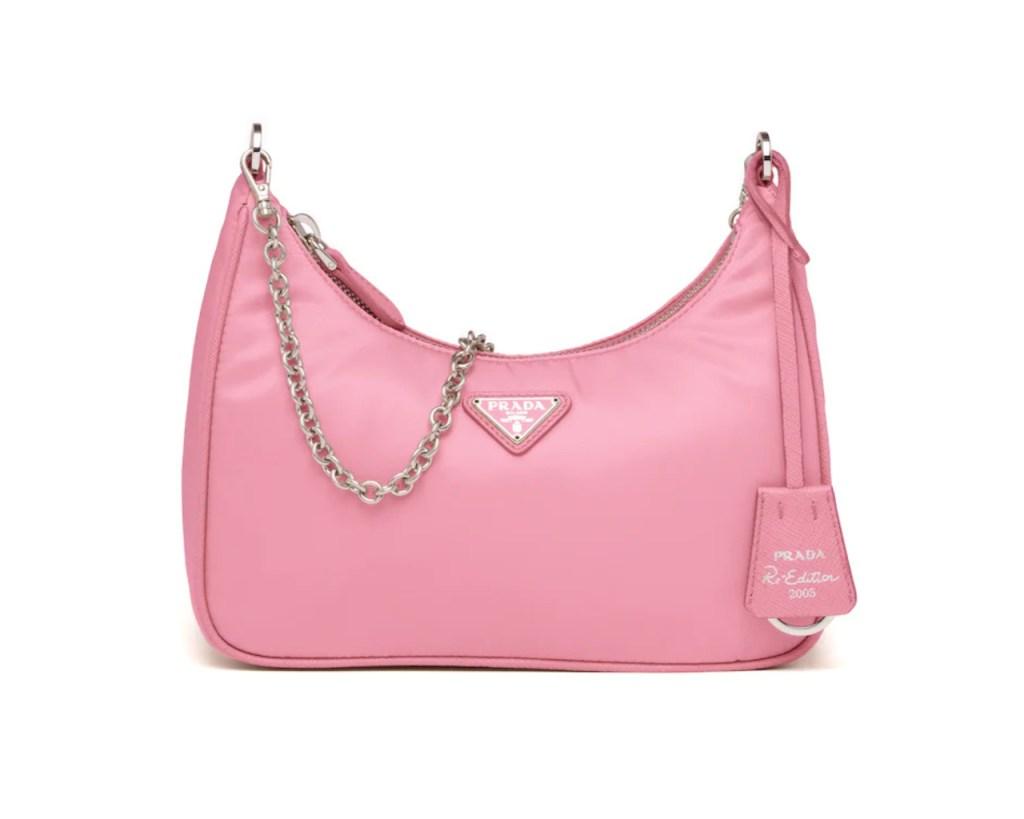 Stormi Webster's Prada bag collection