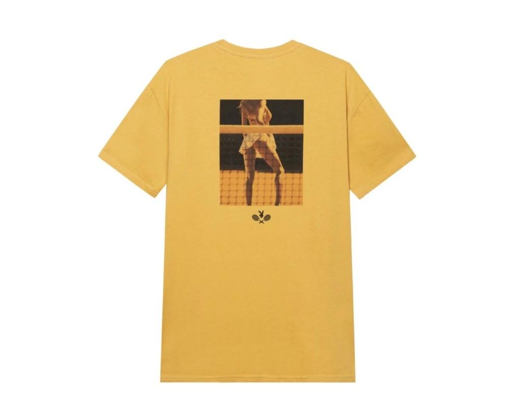 Playboy Yellow Tee