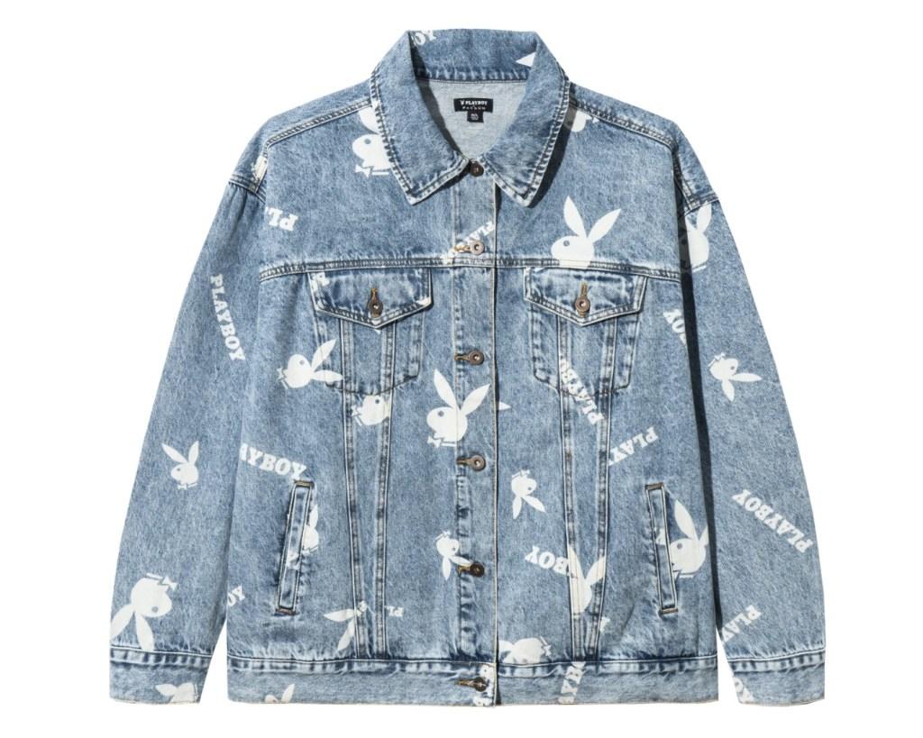 Playboy denim jacket