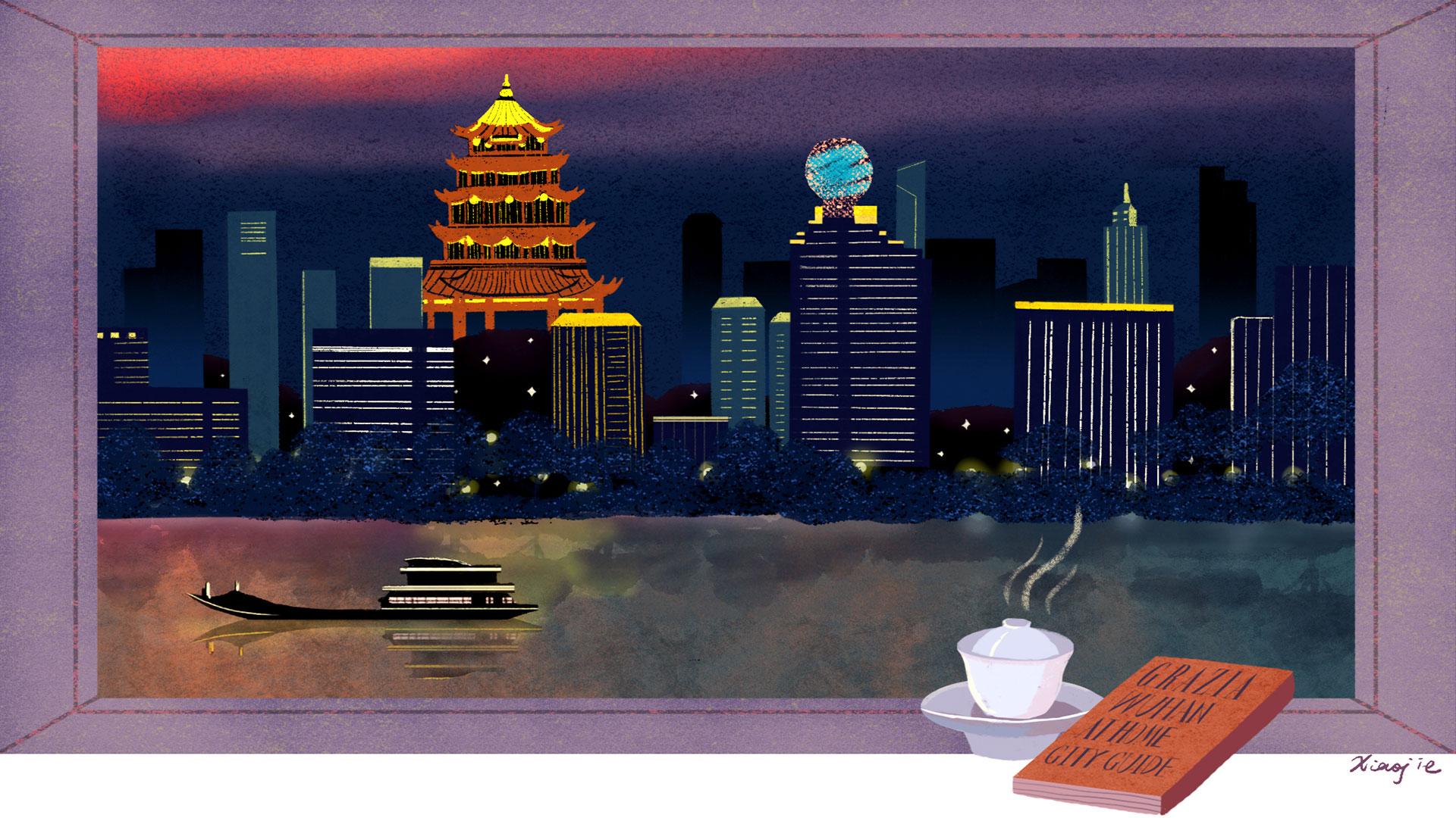 GRAZIA's At Home City Guide To Wuhan - Grazia USA