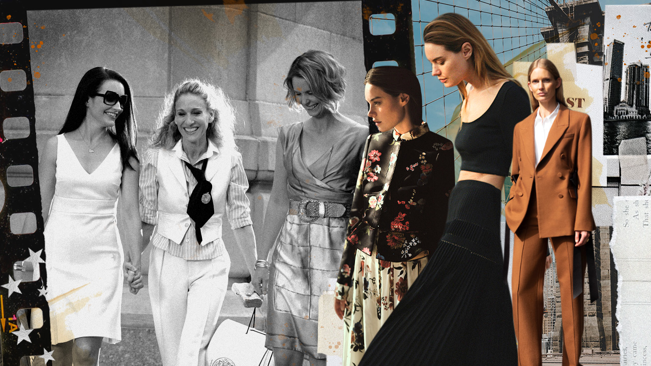 'And Just Like That' Fashion: How 4 Designers Would Dress the Cast
