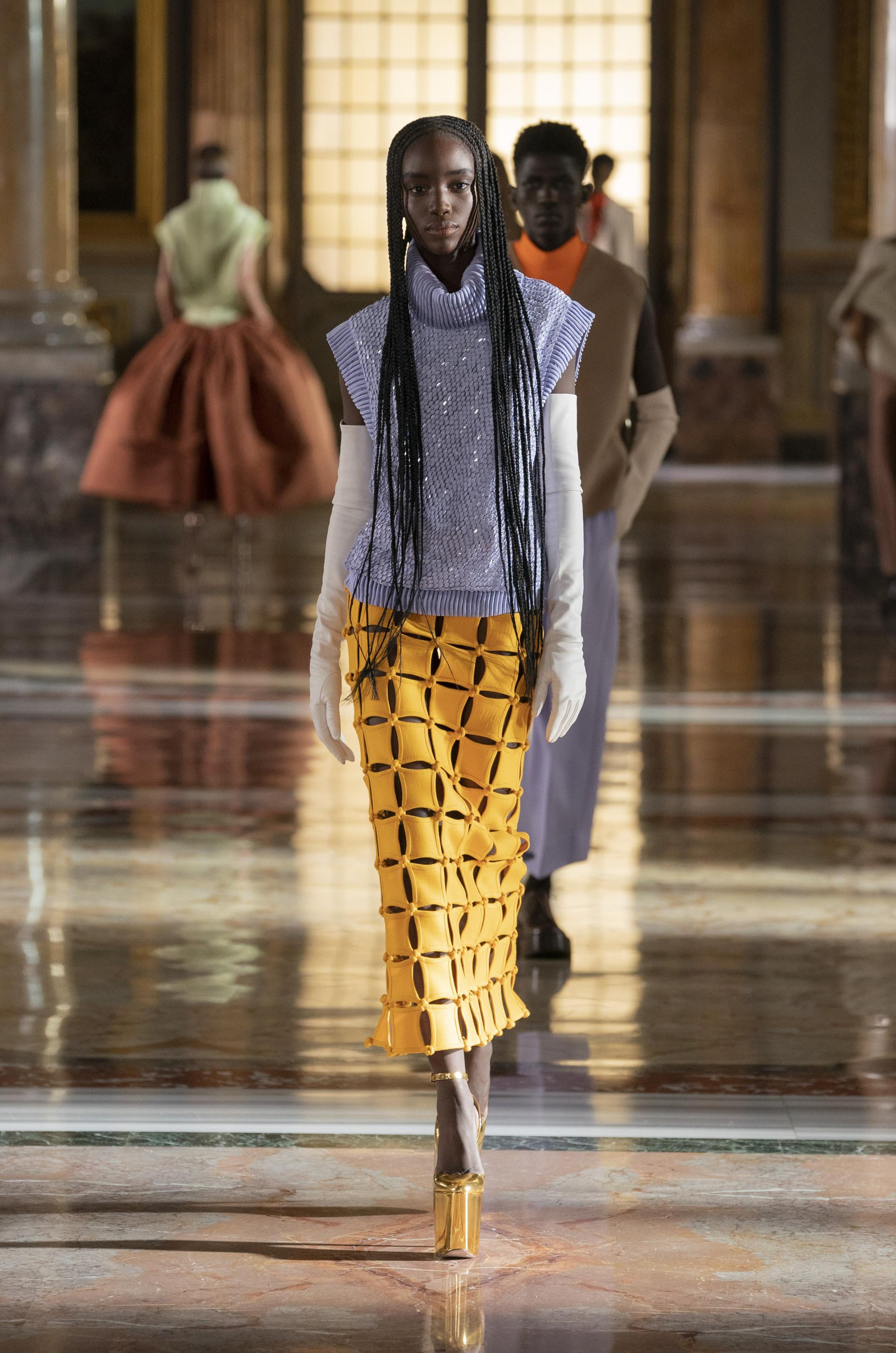 Valentino SS21 haute couture